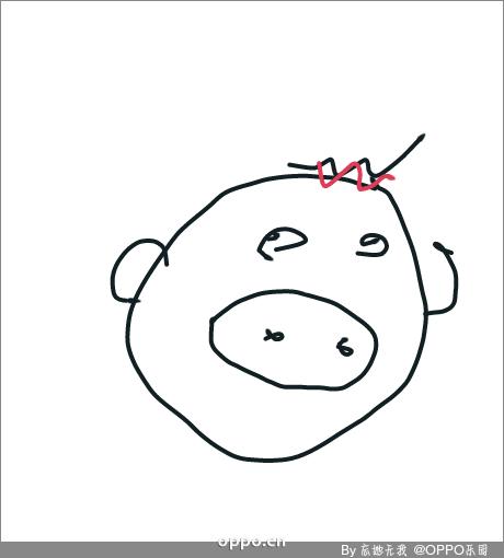 教你用一个圆圈画出整个动物园