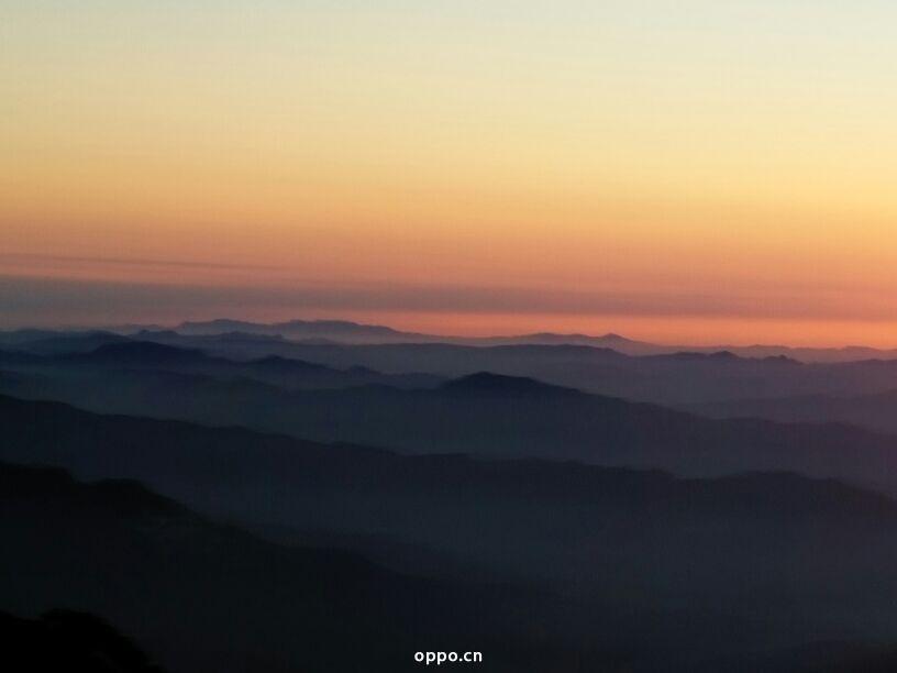 站在高处看风景
