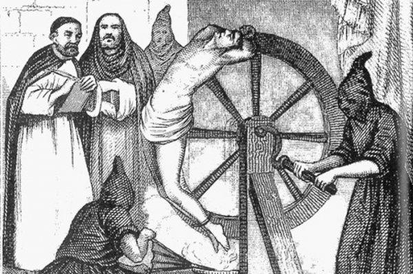 生殖器酷刑_中世纪最残暴酷刑,钉十字架上最为有名