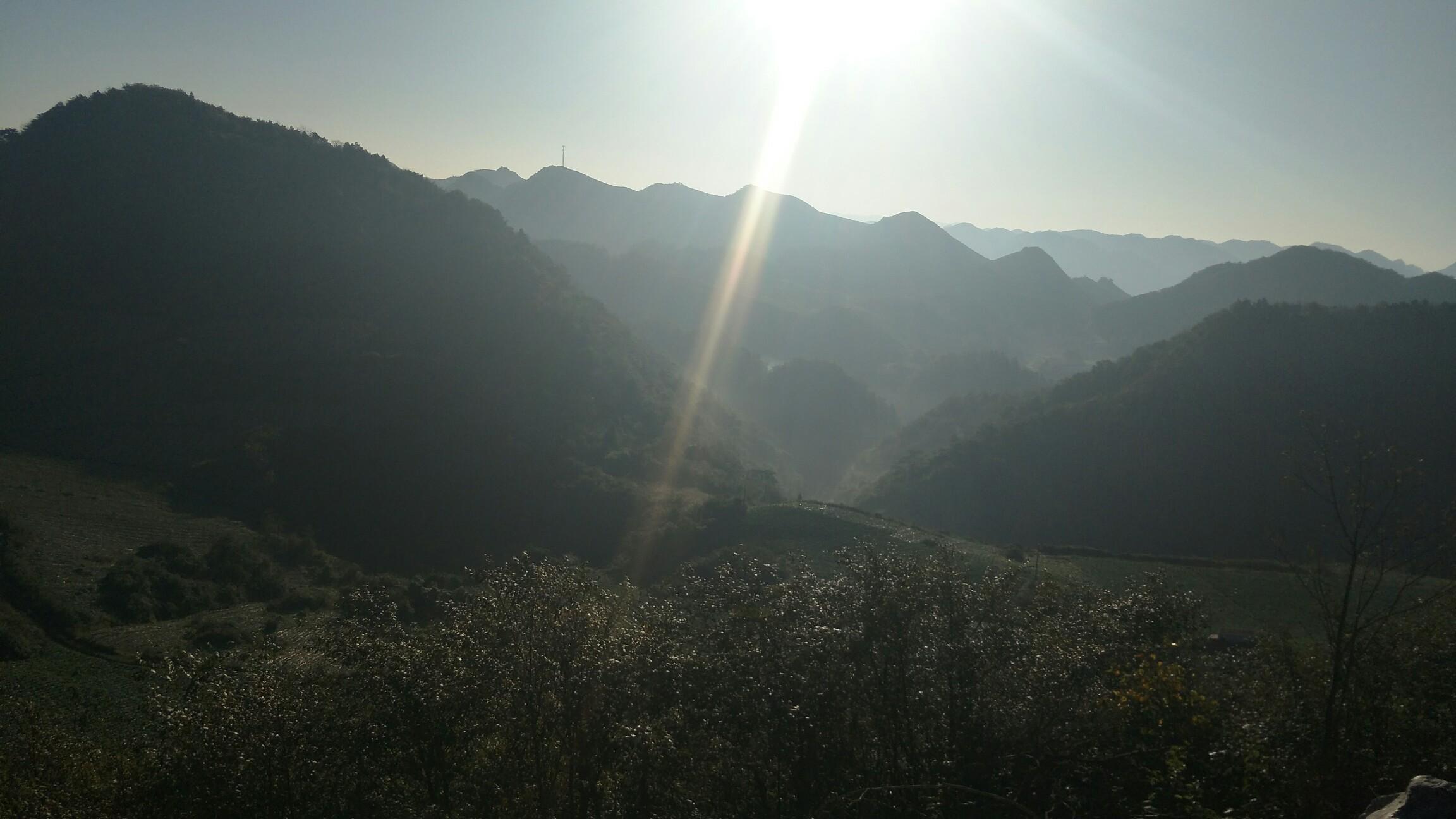 利川平山风景区