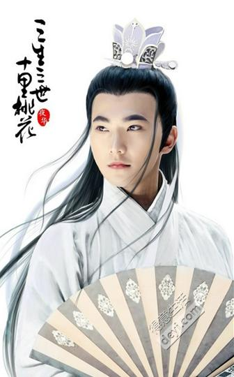 帅到窒息的古装男子,杨洋飘逸俊美,最后一位堪称经典