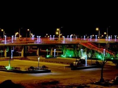 安徽滁州市夜景