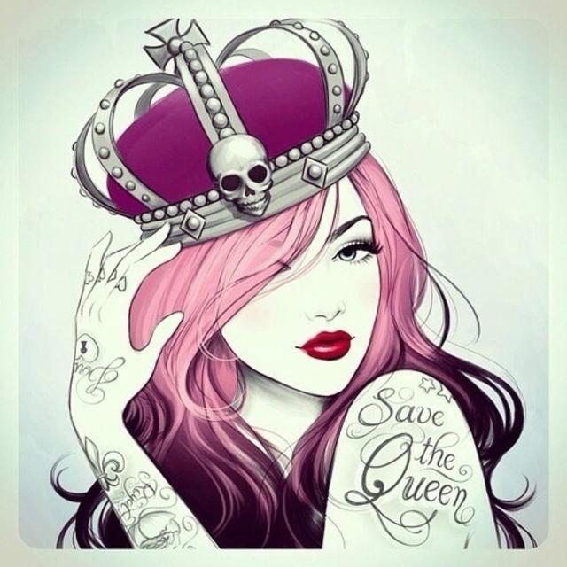 12星座女之:你是女王还是公主?