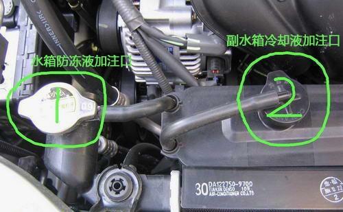 汽车冷却液和防冻液的区别,你知道吗?