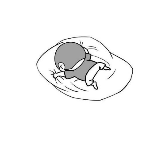 懒床的可爱简笔画