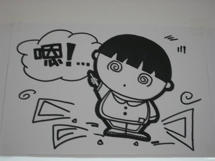儿童画 简笔画 手绘 线稿 750_562
