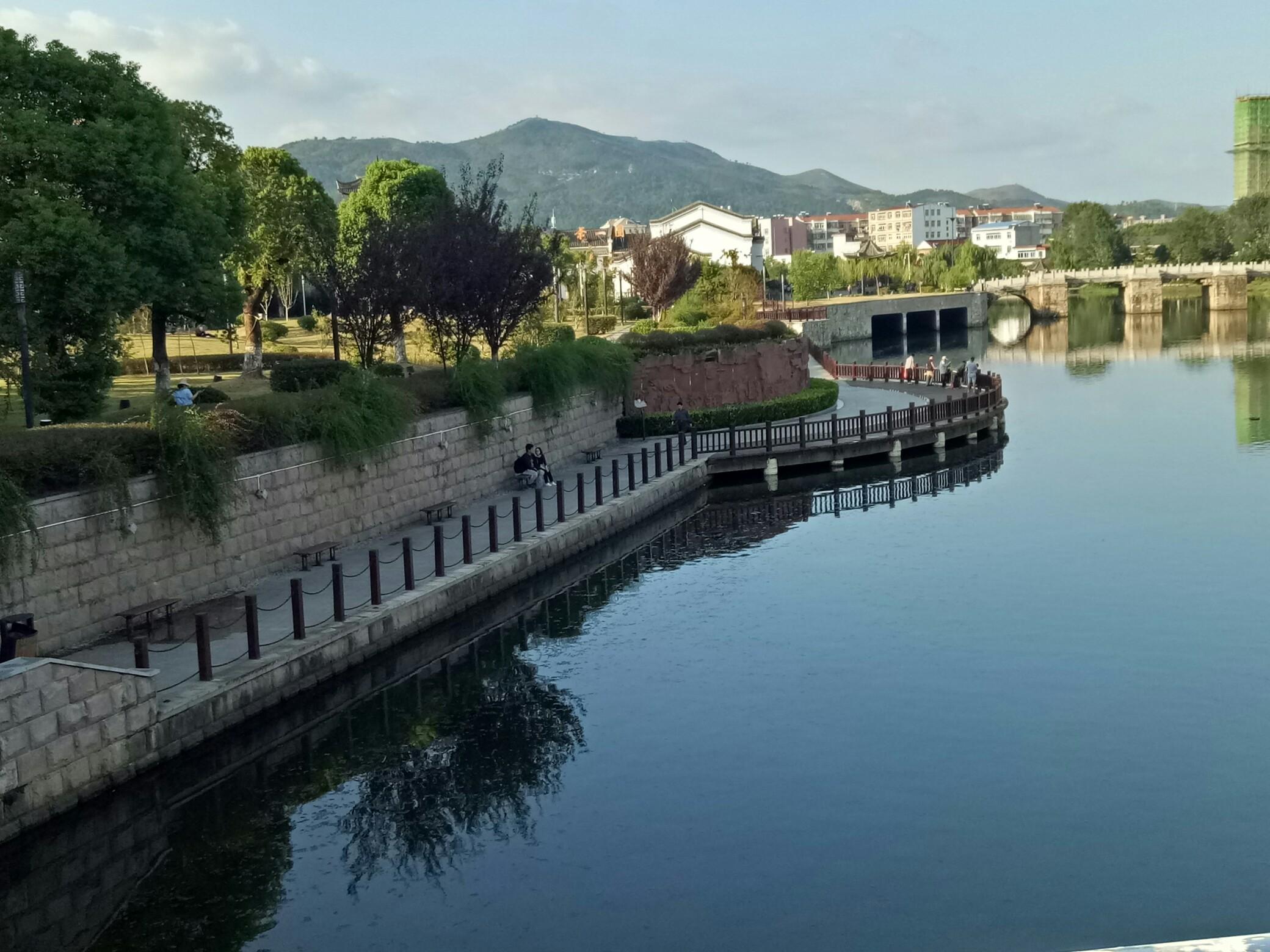 桐城市 风景图片