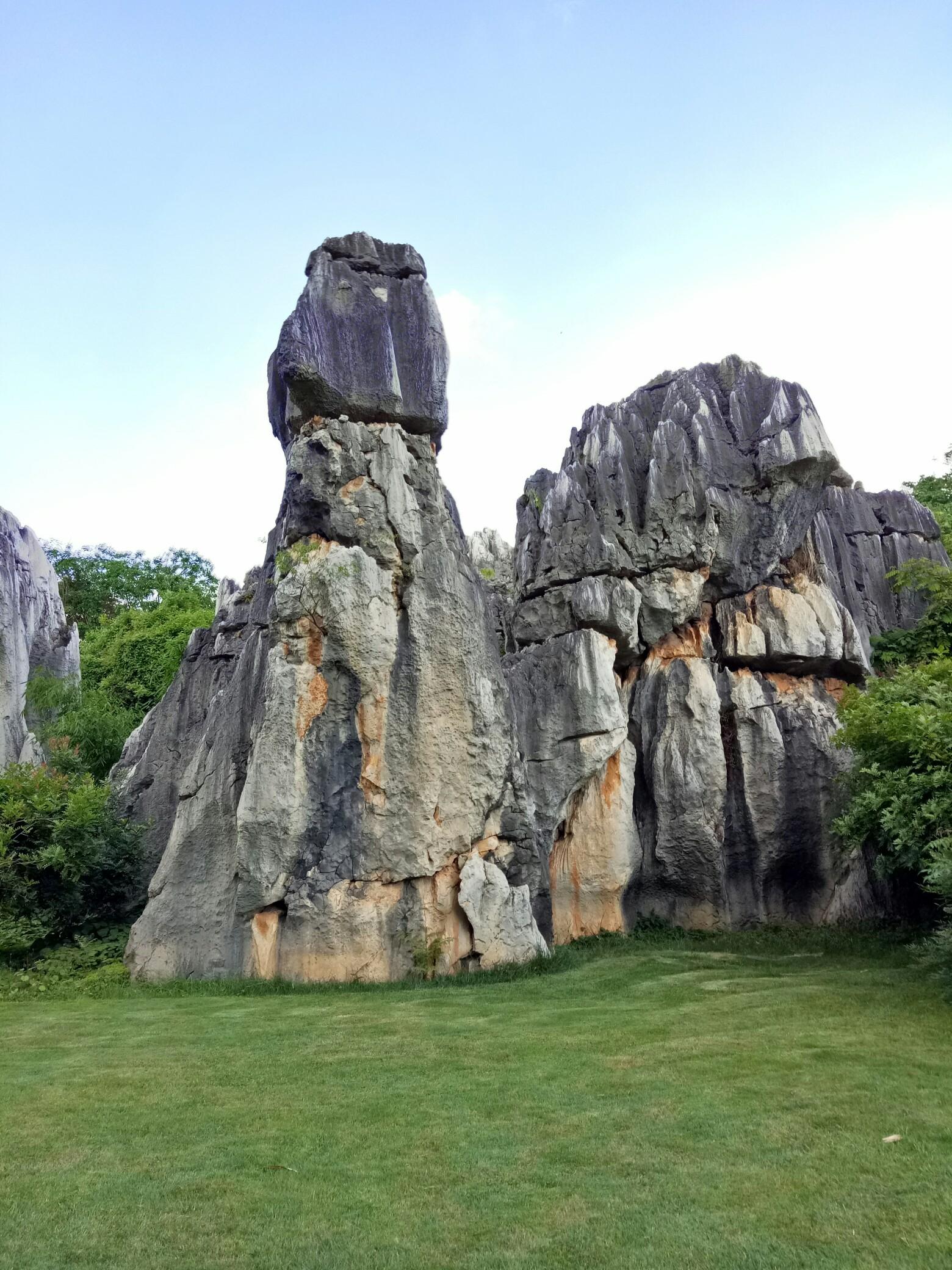最美石林风景区