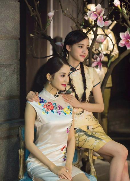 k▽:旗袍(1)_帖子_oppo手机官方社区