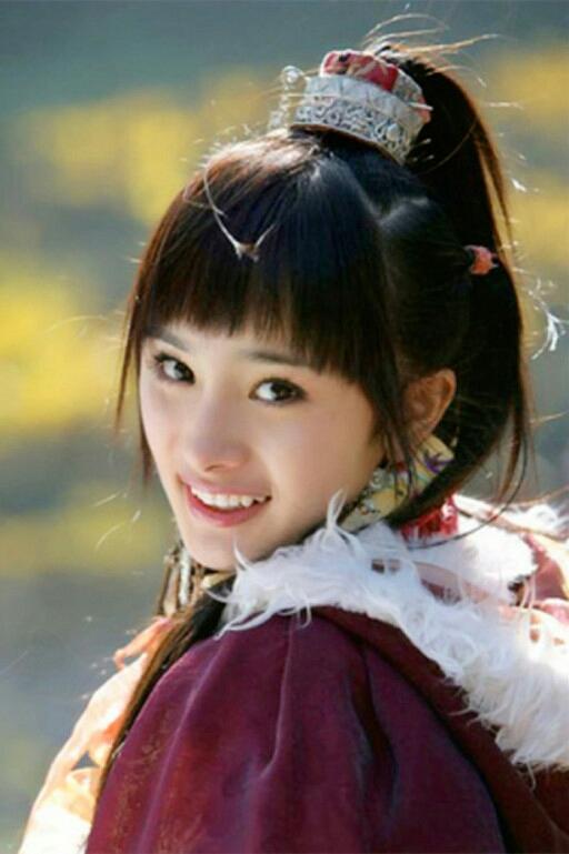 历经12年杨幂古装19位惊艳人物,除了晴川白浅她的画皮