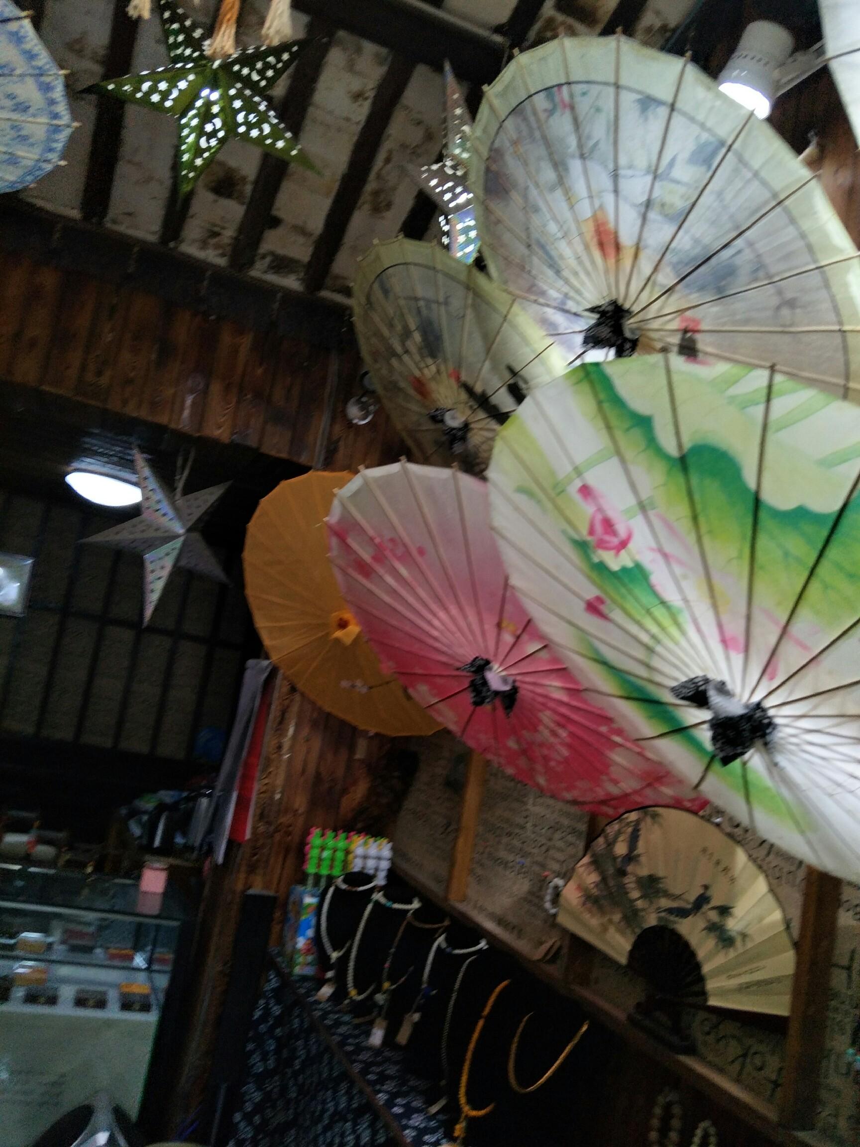 纸伞画图片花图案设计