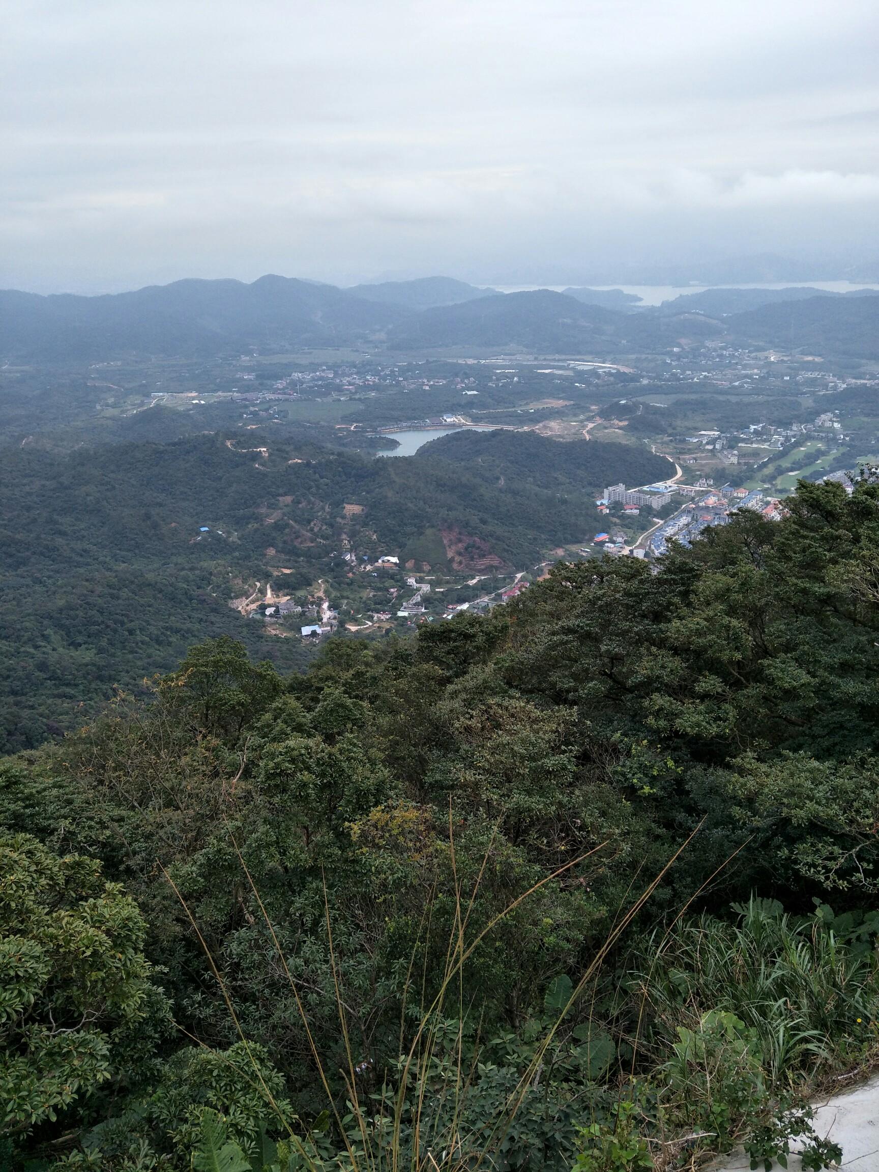 罗浮山风景区