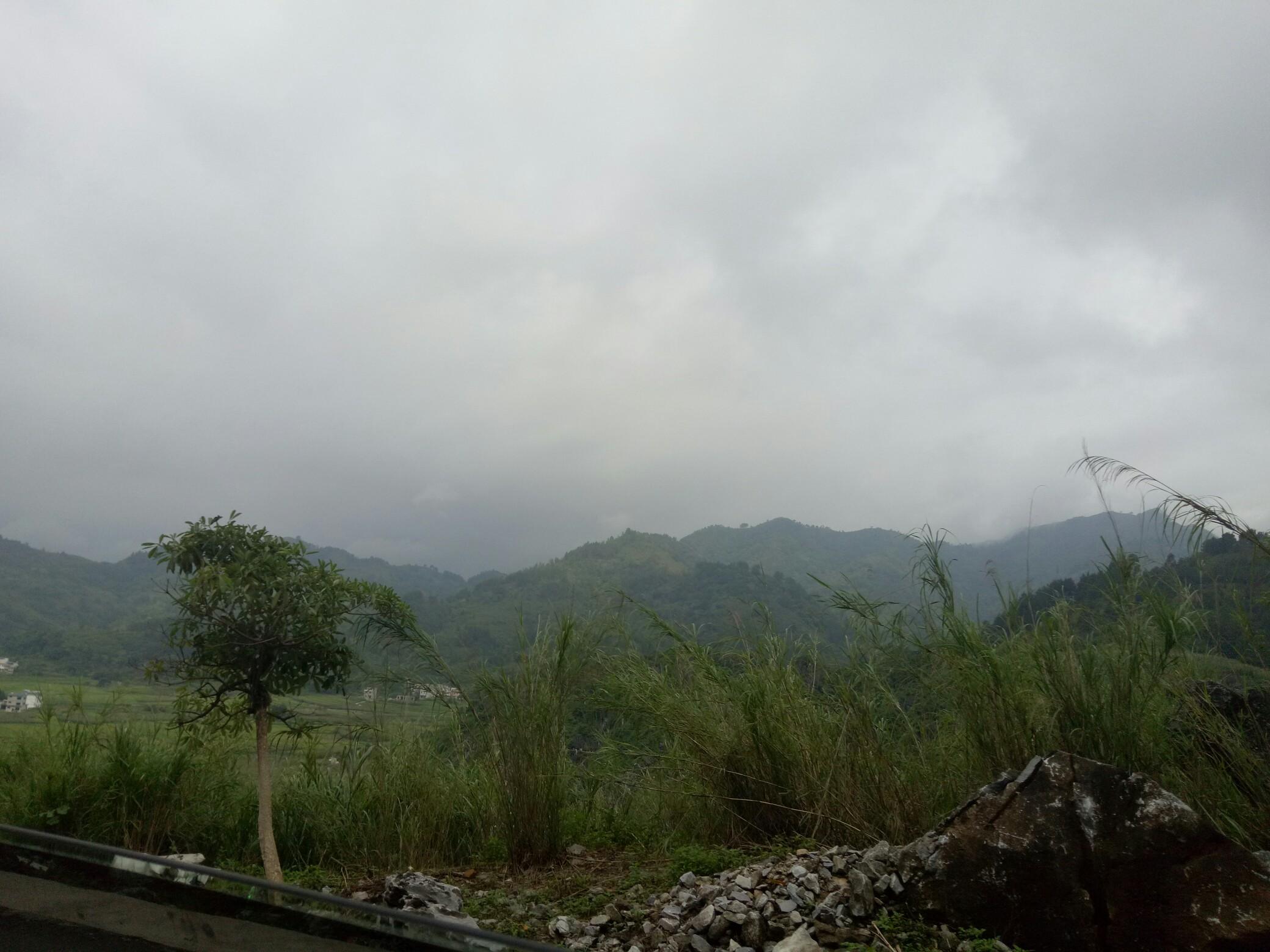 远方的风景