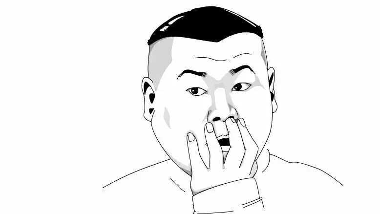 理发店幼儿发型简笔画分享展示