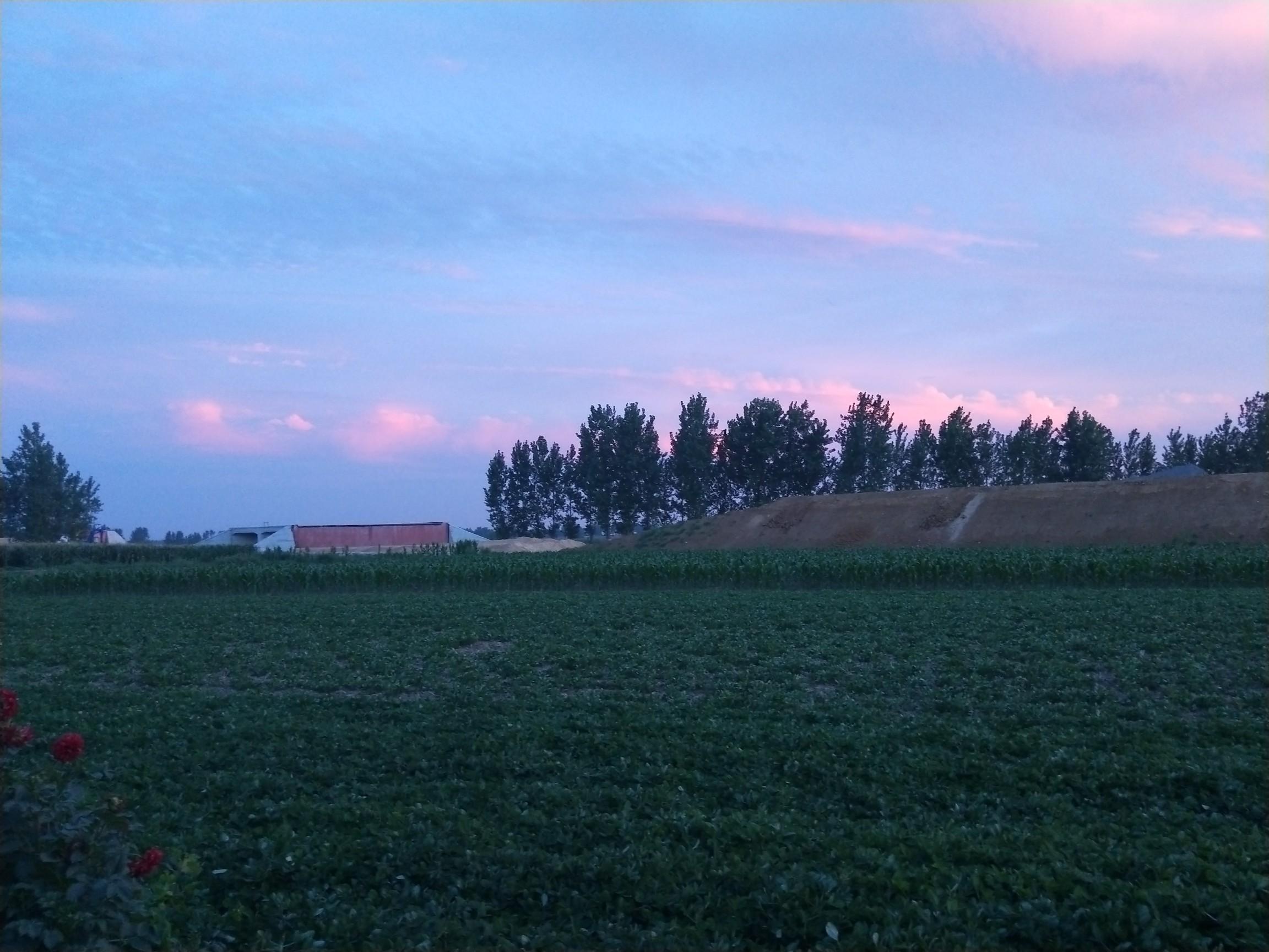 家乡的风景