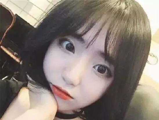 夏日7款短发搭配不同八字刘海,减龄又清新~_帖子_oppo