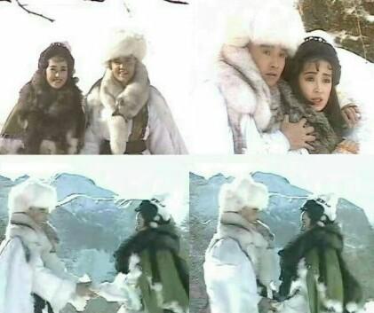 雪山飞狐主题曲雪中情