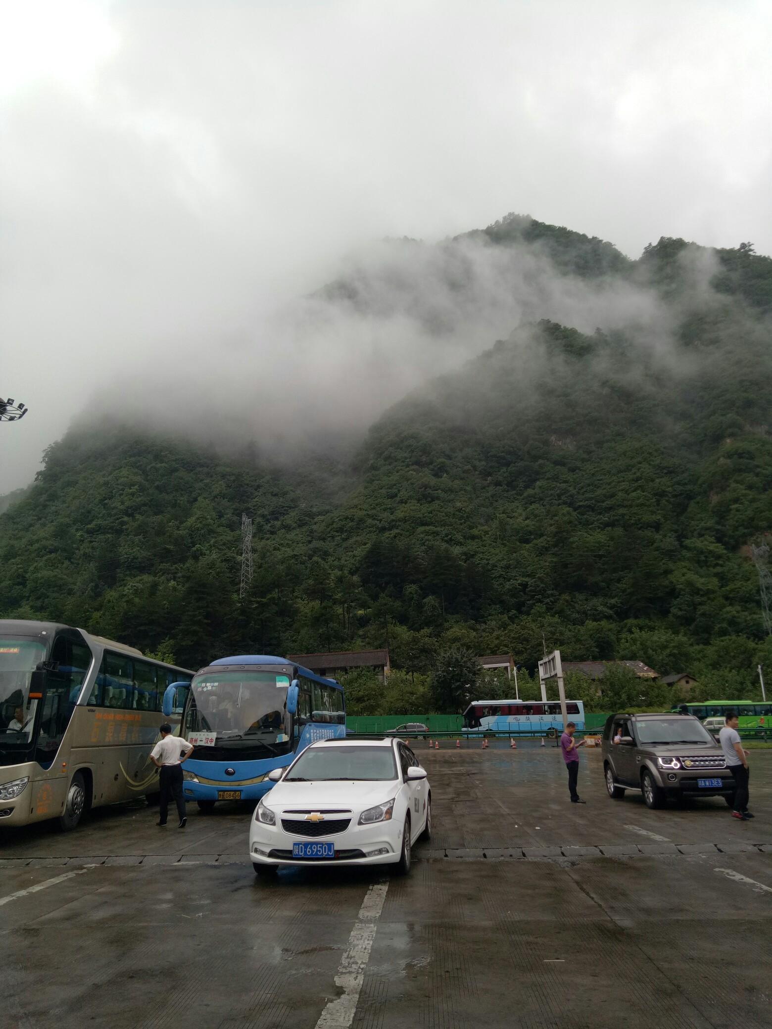 坐火车去西安看看一路风景