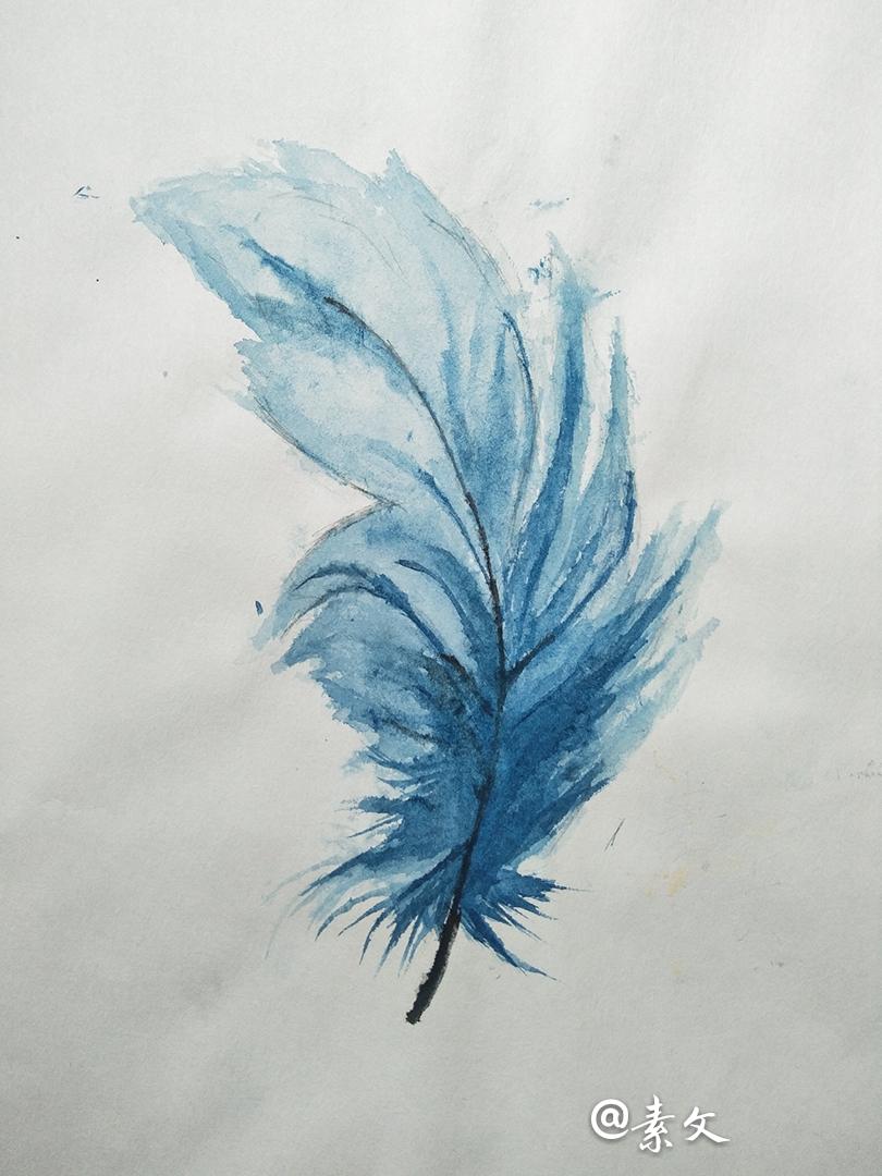 手绘和折纸曼陀沙华
