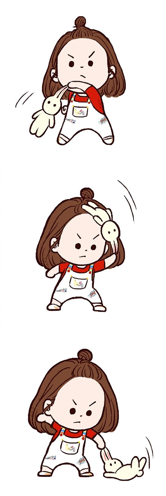 q版赵丽颖系列.