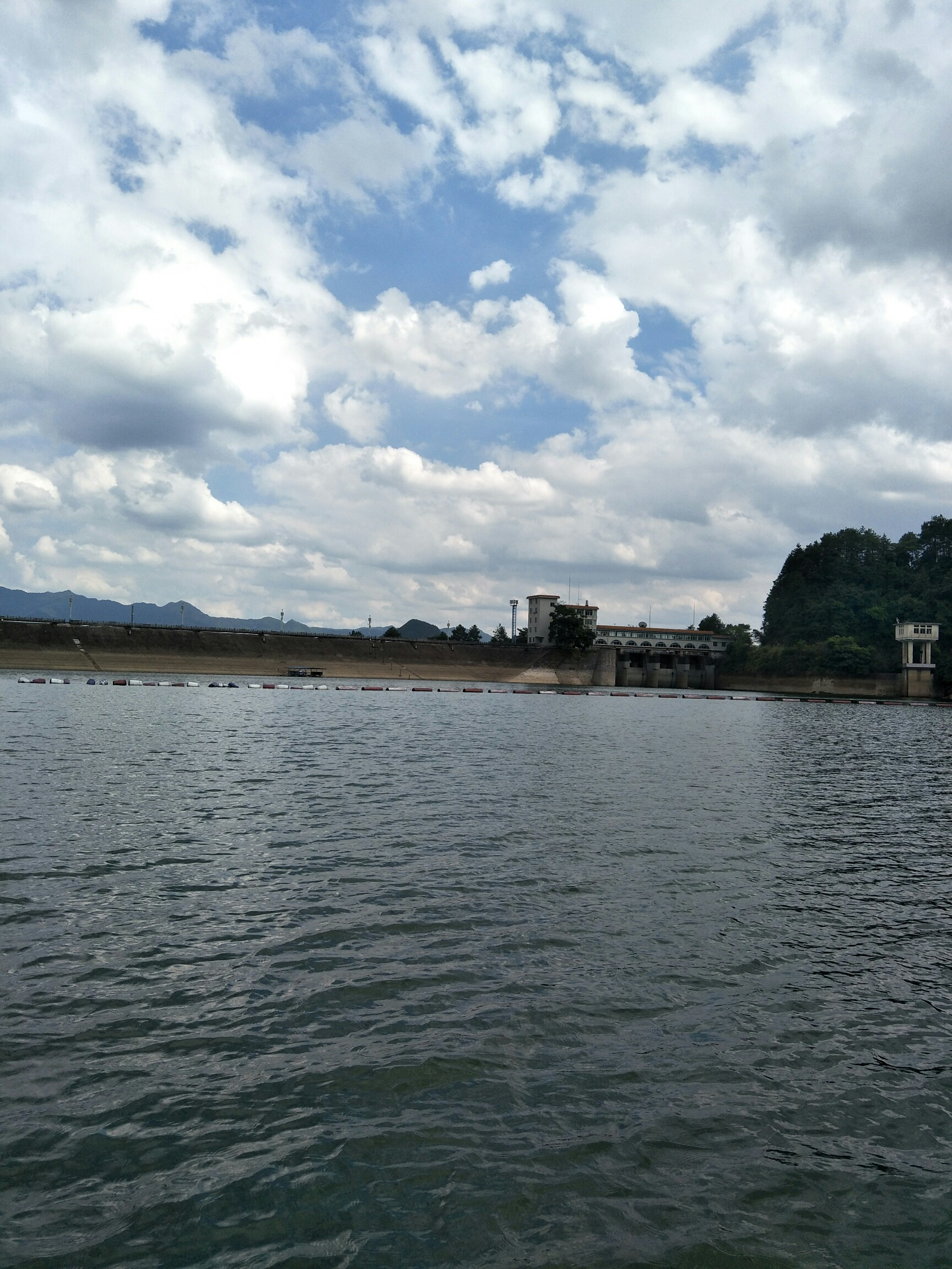青狮潭水库
