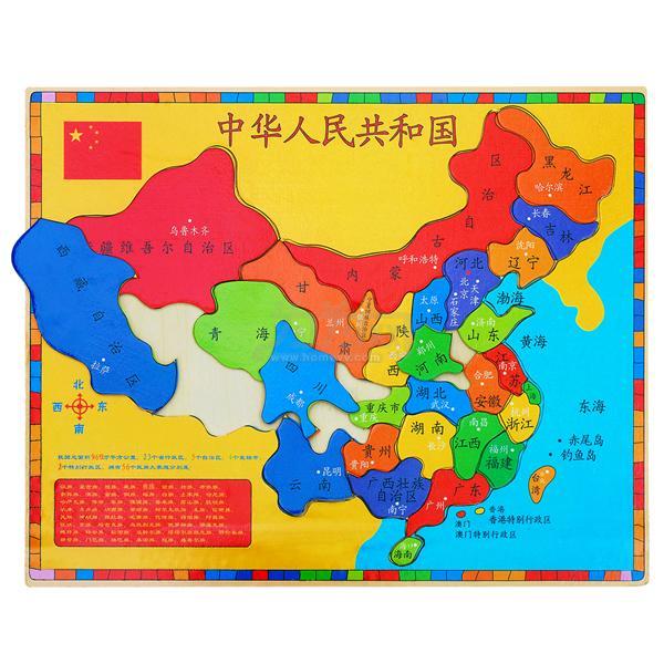 地图简笔画中国