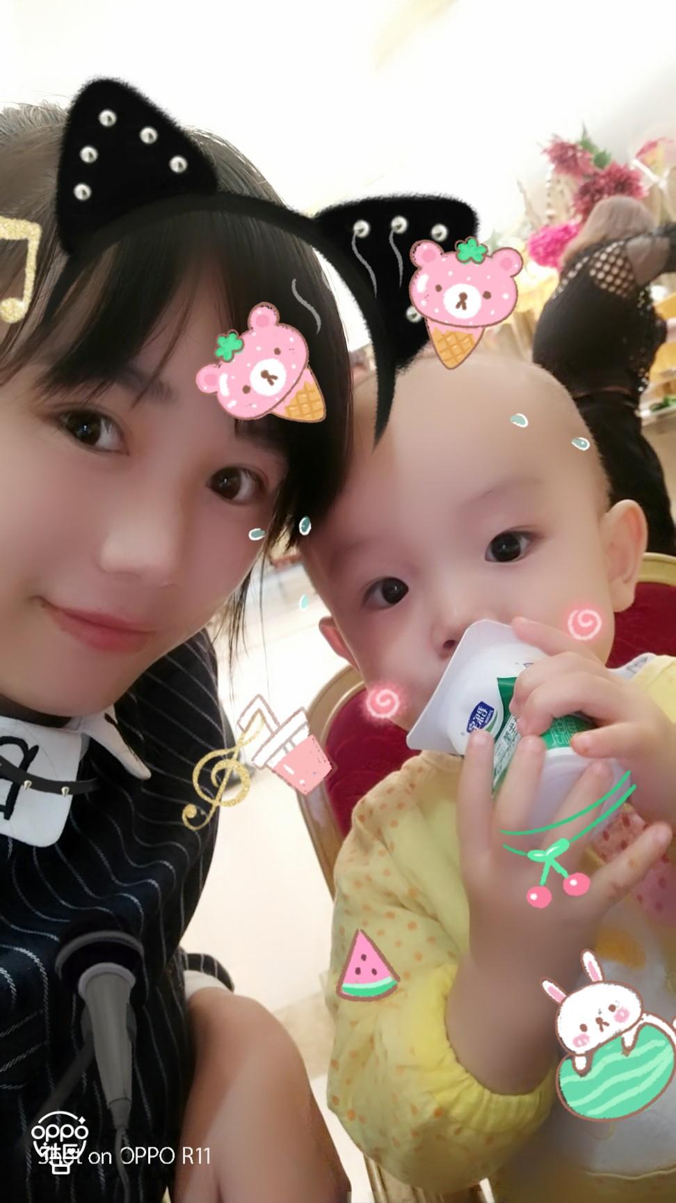 今日我最萌#我的小可爱!_帖子_oppo手机官方社区