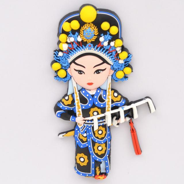 中国风q版京剧脸谱图片图片
