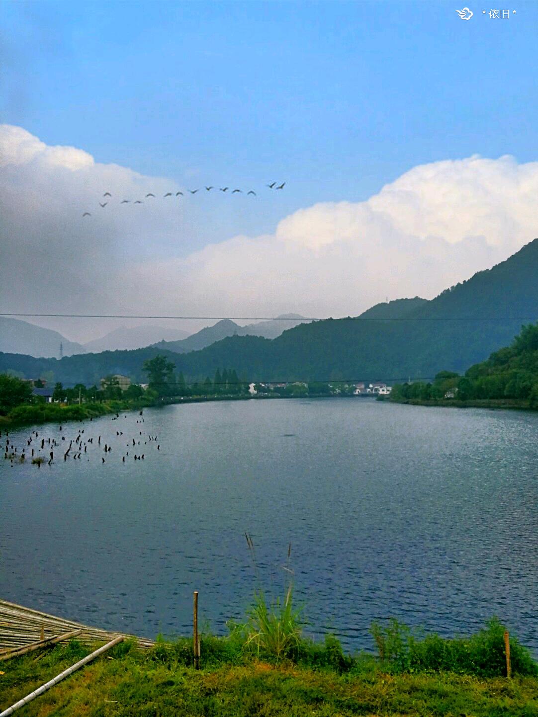 安徽省宣城市青龙乡061县道.