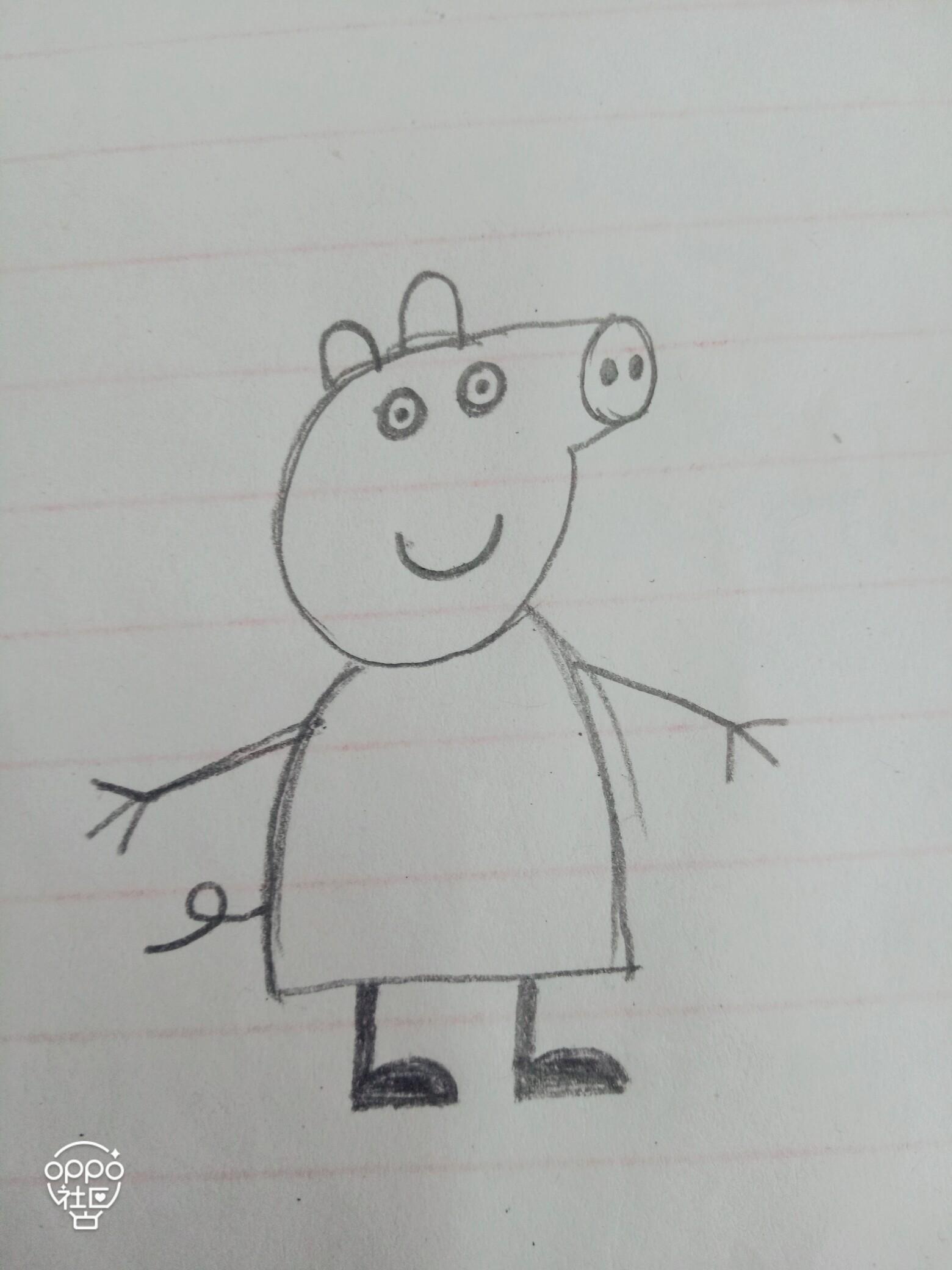 小猪佩奇第4季_第8页_乐乐简笔画