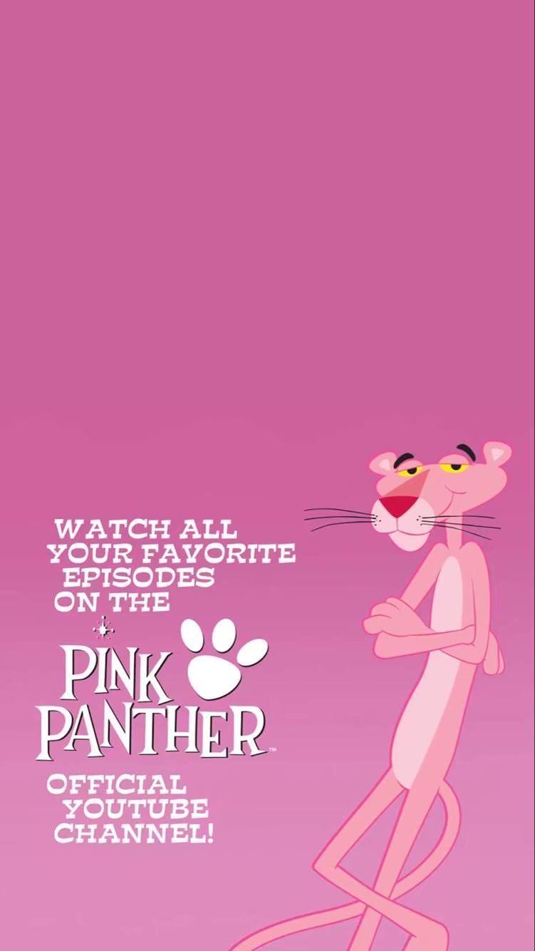 粉红豹背景图